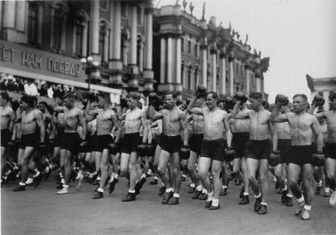 Спорт и физкультура в СССР