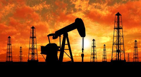 Цена на нефть марки Brent по…