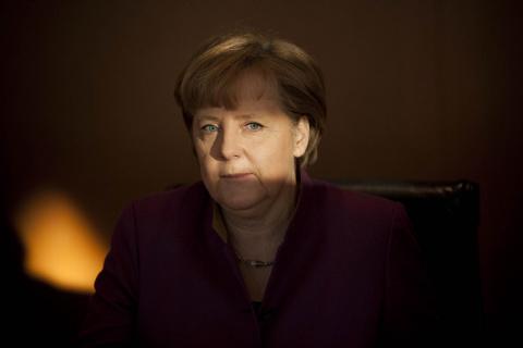 Ангела Меркель пошла вразнос. Дмитрий Седов