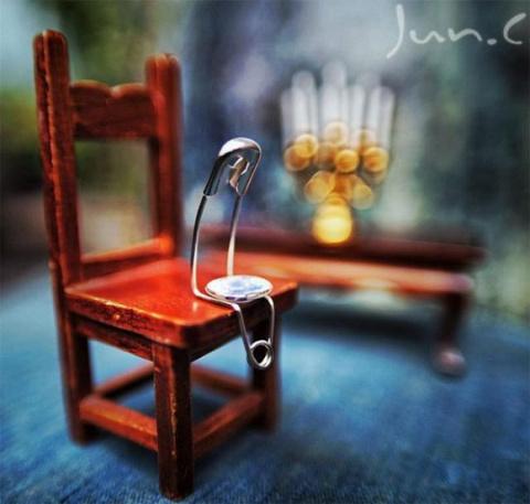 ФОТОВЫСТАВКА. Jun. C: жизнь булавок