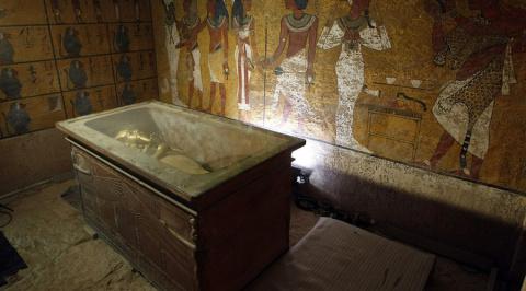 Проклятие мумии: что случило…