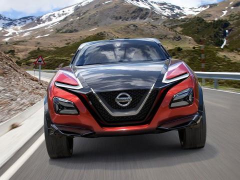 Новый Juke и другие премьеры Nissan в 2017 году