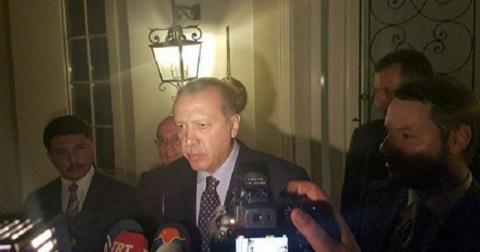 Эрдоган сделал Путину делово…
