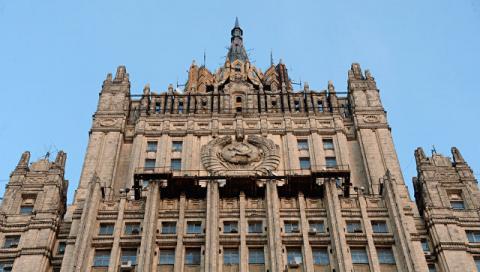 МИД РФ потребовал от ООН защиты миллионов граждан Украины