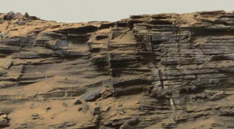 На снимке с Марса обнаружили…