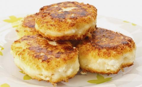 Сырники. Оригинальные рецепты шеф-поваров