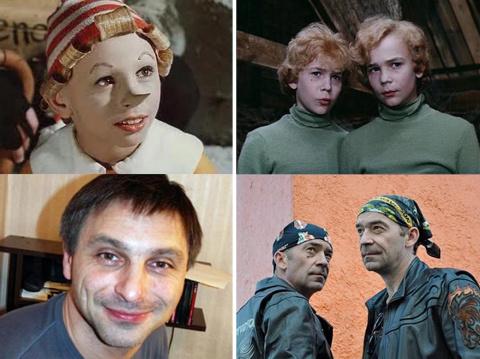 Дети выросли: юные актеры советского кино сегодня