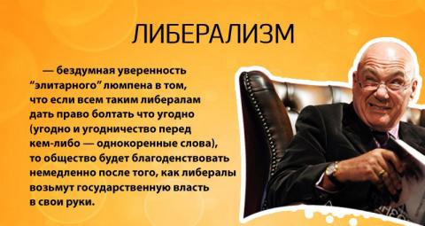 Достоевский и современные либералы.