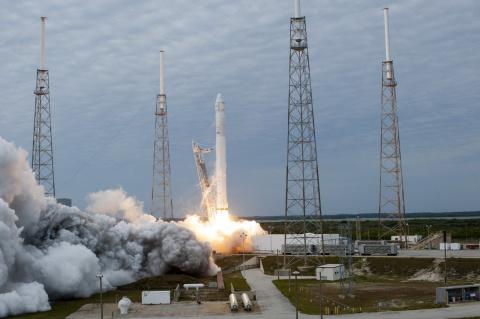 В США отменили запуск космического корабля за 13 минут до взлёта