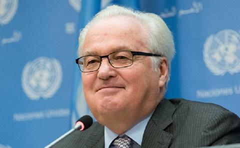 Виталий Чуркин одержал очередную победу в СБ ООН