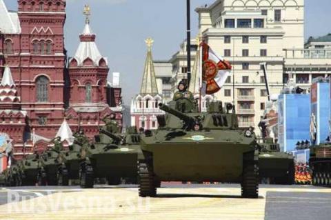 Пять сюрпризов парада Победы в этом году