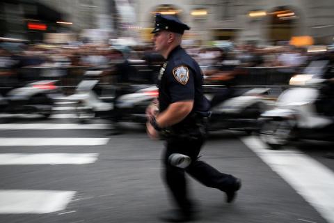 Стрельба в бизнес-парке в США: пять человек получили ранения