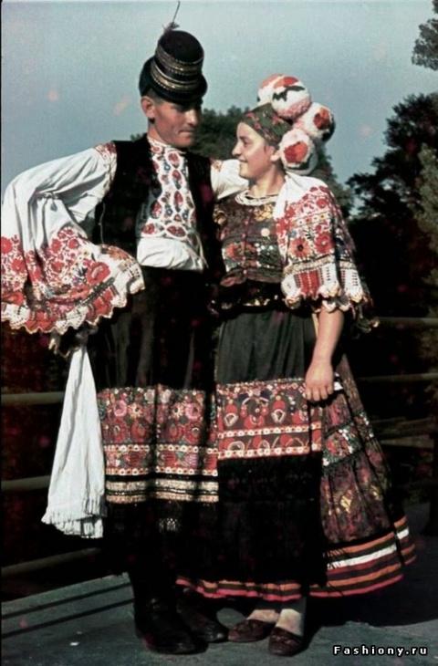 Необычные детали национальных костюмов народов Европы