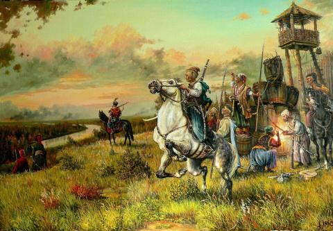 Критика традиционной истории казачества