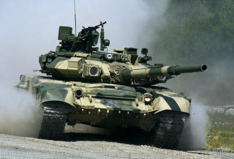 Танк Т90 С