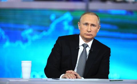 Вежливый вопрос Владимиру Путину…