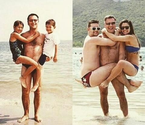 18 теплых семейных фотографи…