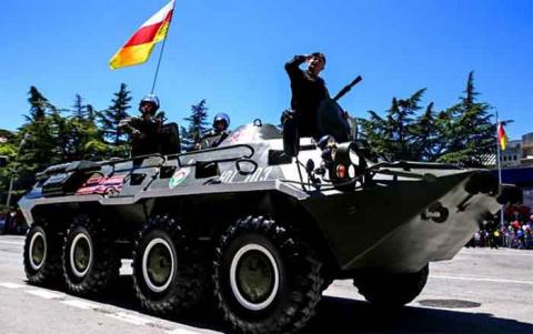 Осетинский спецназ пополнит …