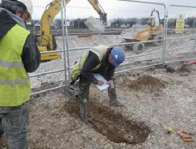 Археологи откопали зомби, похороненного в железном веке