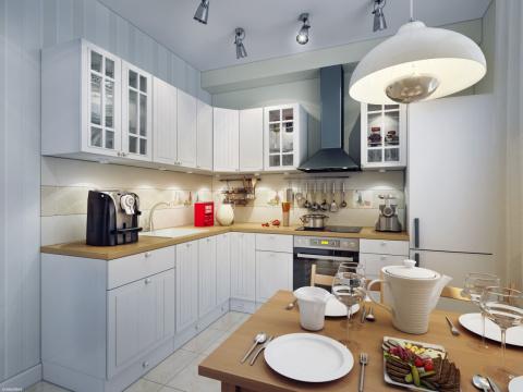 Освещение на кухне, красивые…