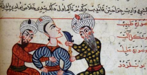 Почему евреи и арабы пишут с…