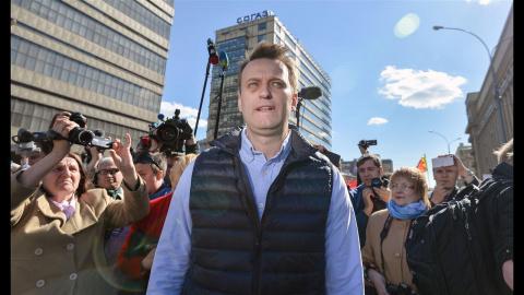 Навальный всё: польское СМИ …