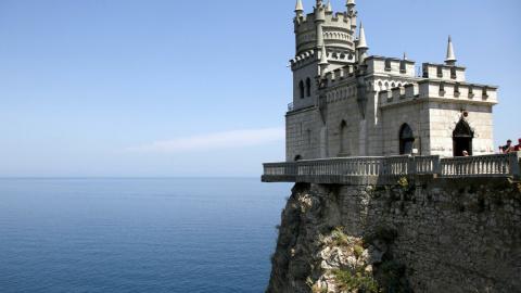 В Крым едет украинская делег…