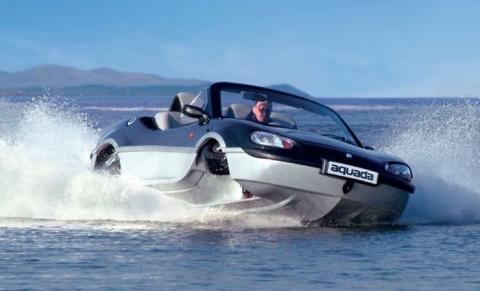 Серийные автомобили амфибии