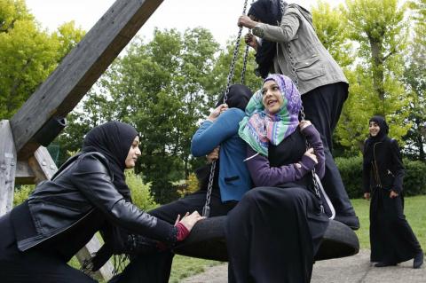 Исламисты пытаются взять под…