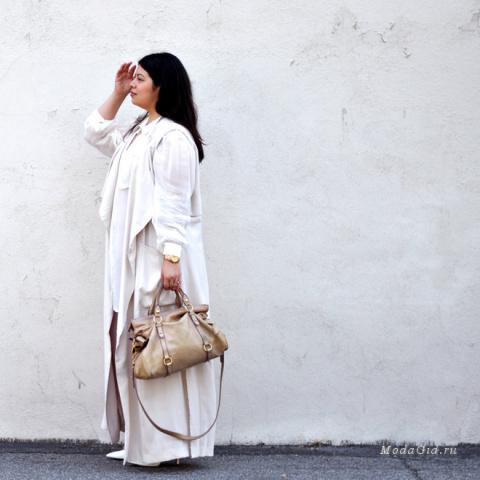 Мода plus size в блоге американки Джей Миранда
