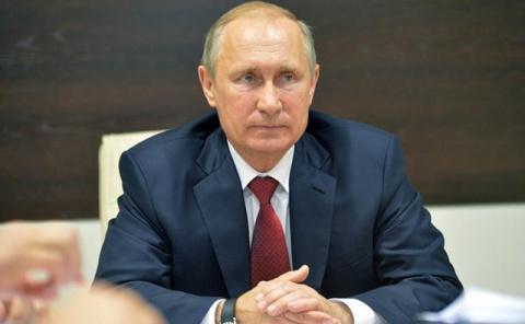 """Путин подписал ратификацию по """"Турецкому потоку"""""""