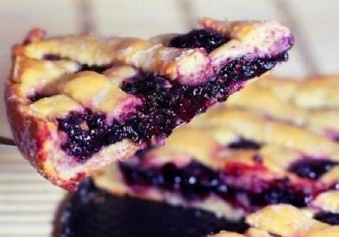Топ-6 идеальных пирогов с вареньем