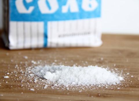 Вредное влияние соли на организм