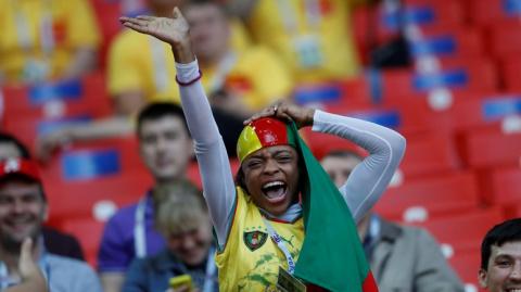 Болельщики Камеруна и Чили похвалили Россию за тёплый приём