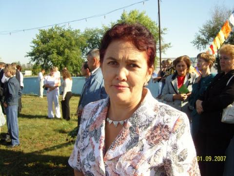 Галима Саитова