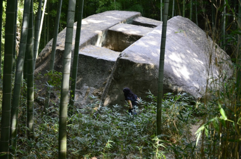 Японские свидетельства цивилизации богов