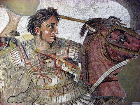 Где могила Александра Македонского?