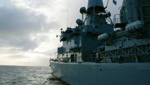 Учения в Крыму: вежливый ответ на грубые притязания. Илья Харламов