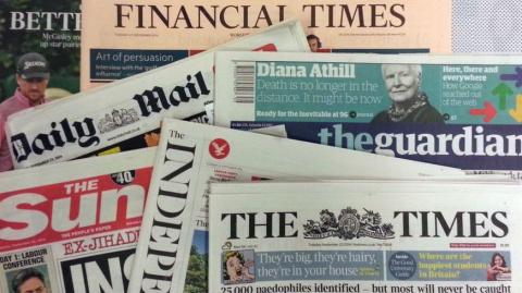 Пресса Британии: Wikileaks в…