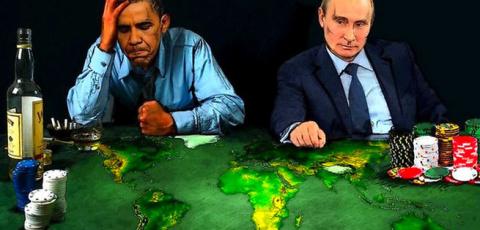 Гроссмейстер Путин (Грандиозная многоходовка длиной в 16 лет)