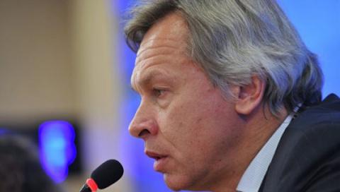 Идея «привлечь РФ к ответственности за Крым» очень непродуктивна — Пушков