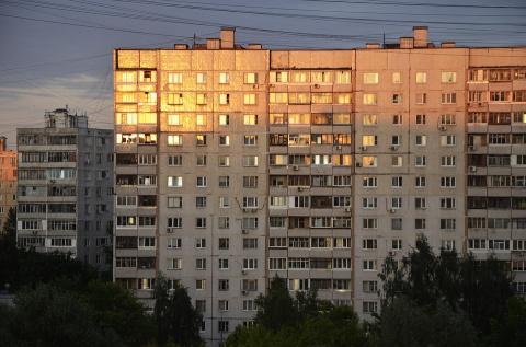 В 2017 году жители Подмосков…