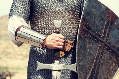 Как Петя разогнал гопников одним взмахом… меча