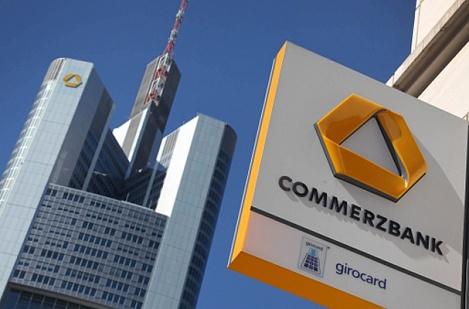 В связи с чем Commerzbank (Германия) заблокировал 17 млн евро ПриватБанка?