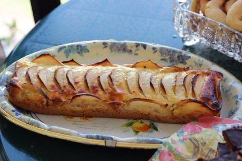 Безумно вкусные яблоки с творогом на 100 грамм - ккалИнгредиенты: 5 шт. яблок 200...