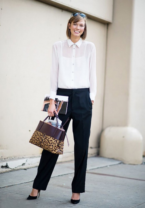 37 стильных вариантов модных…