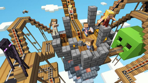 Minecraft получит поддержку …