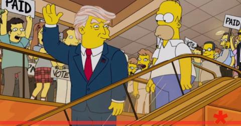 16 раз, когда «Симпсонам» удалось сделать предсказание круче Нострадамуса