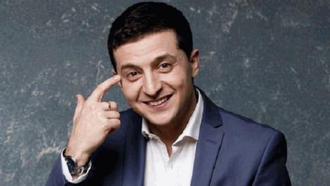 Не смейтесь: шоумен Зеленский запросто может сменить Порошенко.