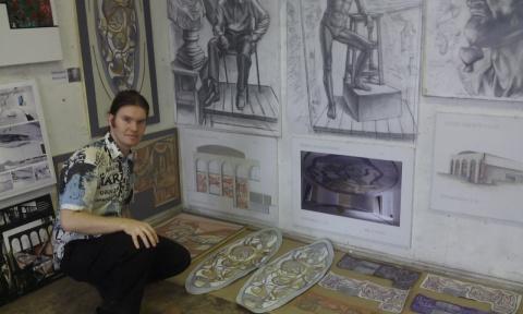 Николай Моховой
